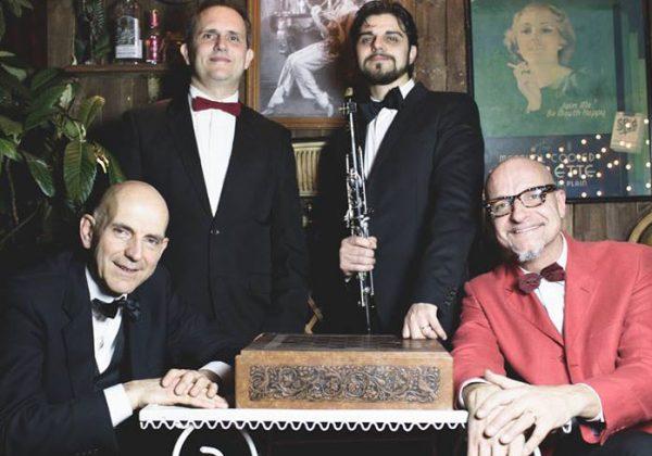 PIANO BATTERIA CONTRABBASSO CLARINETTO