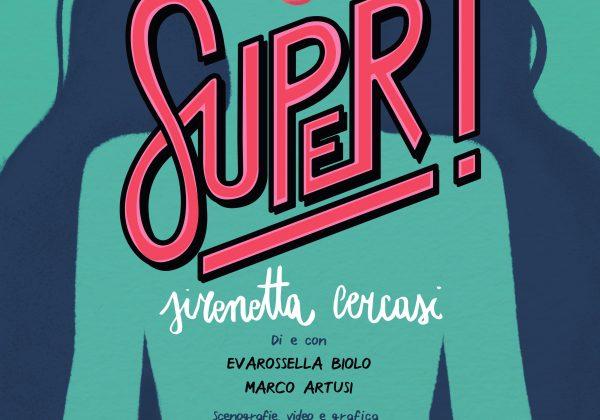 SUPER! SIRENETTA CERCASI
