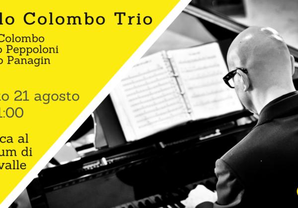 210821_Carlo Colombo Trio Serravalle Vittorio Veneto TV