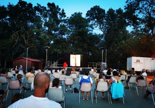 CAPPUCCETTO ROSSO, IL LUPO E ALTRE ASSURDITÀ Duna Verde 07/07/21