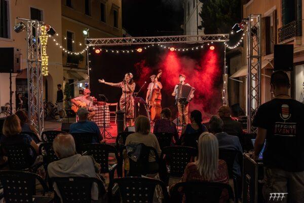 Aglio, Olio e Swing | A qualcuno piace Swing ! | Treviso (TV) | 25/08/21