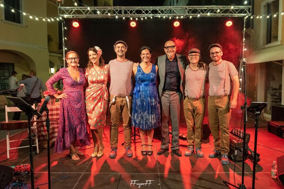 Aglio, Olio e Swing   A qualcuno piace Swing !   Treviso (TV)   25/08/21